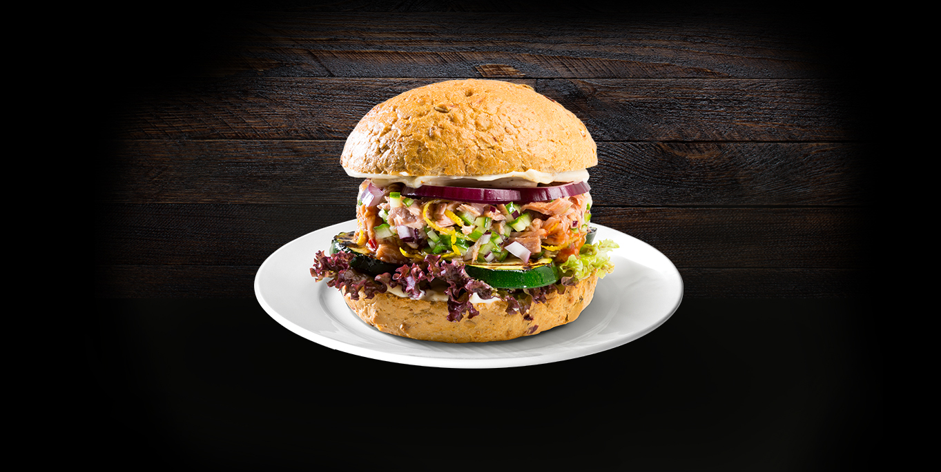 Hello Burger Menu – this is the way spring tastes!