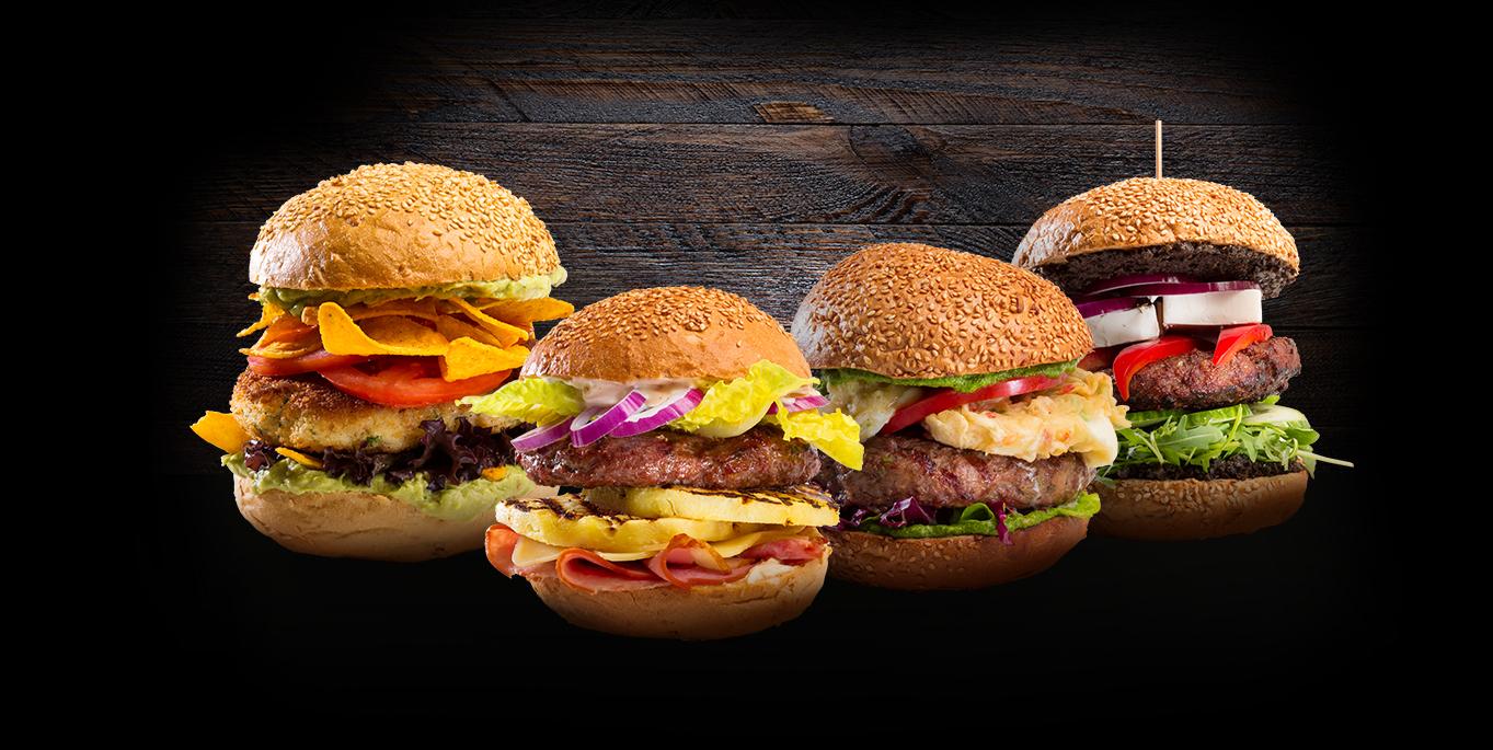 Nowe burgery!